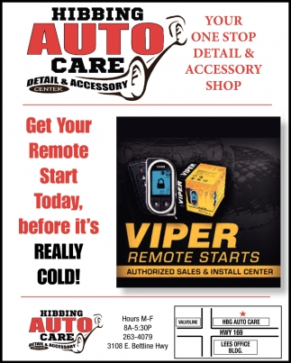 Get Your Remote Start Today