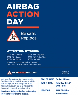 Airbag Action Day