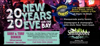 2020 New Years Eve On The Bay