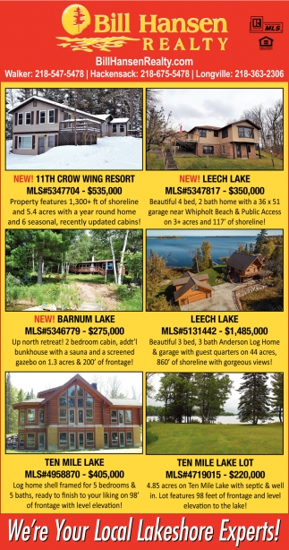 Leech Lake Access