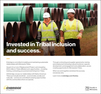 Invested In Tribal Inclusion And Success