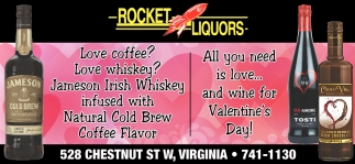 Love Coffee? Love Whiskey?