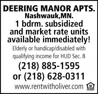 Deering Manor Apts