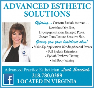 Advanced Practice Esthetician