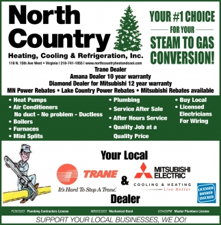 Your 1 Choice For Your Steam To Gas Conversion!