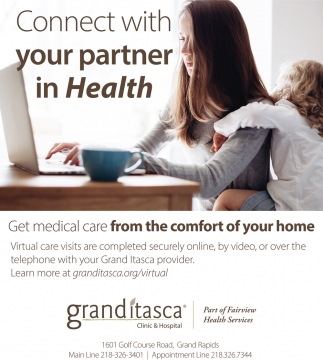 Connect With Your Partner In Health