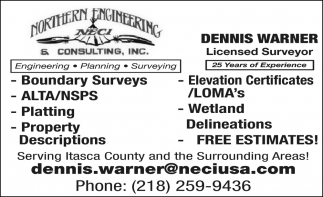 Licensed Surveyor