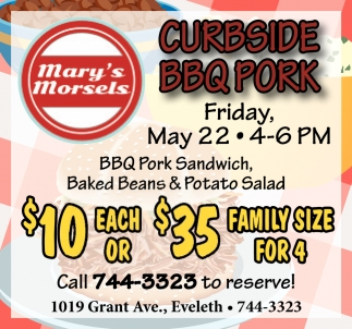 Curbside BBQ Pork