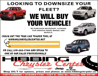 Looking To Downsize Your Fleet?