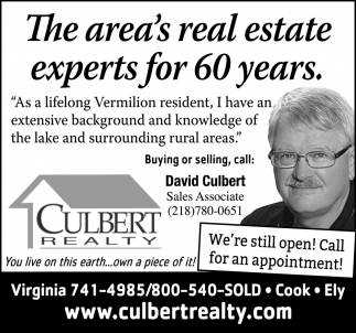 The Area's Real Estate Experts For 60 Years