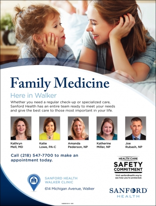 Family Medicine Here In Walker