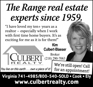 The Range Real Estate Experts