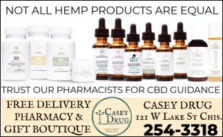 Not All Hemp Products Are Equal