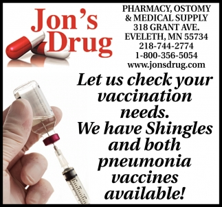 Let Us Check Your Vaccination Needs.