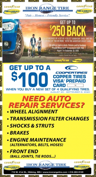 Need Auto Repair Services?