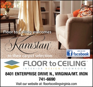 Welcomes Karastan To Their Carpet Selection