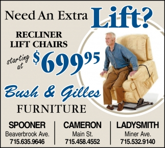 Recliner Lift Chairs