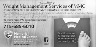 Weight Management Services of MMC