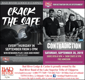 Crack The Safe / Contradiction