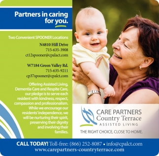 Partners in caring for you