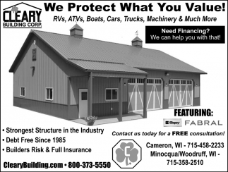 We Protect What You Value!