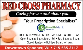 Your Prescription Specialists