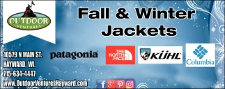 Fall & Winter Jackets