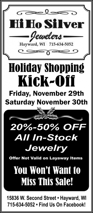 Holiday Shopping Kick-Off