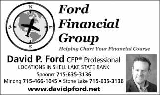 David P. Ford, CFP Professional