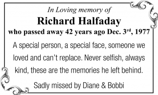 Richard Halfaday