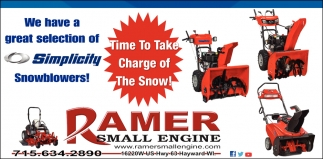Mower Sales and Service