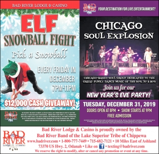 Elf Snowball Fight / Chicago Soul Explosion