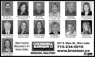 West Central Wisconsin's 1 Home Seller