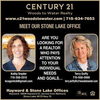 Meet our Stone Lake office