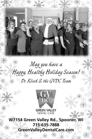 happy Healthy Holiday Season!
