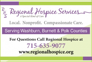 Local. Nonprofit. Compassionate Care