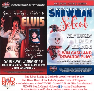 A Tribute to Elvis / Snowman Select