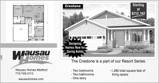 Designing Homes Now for Spring Builds