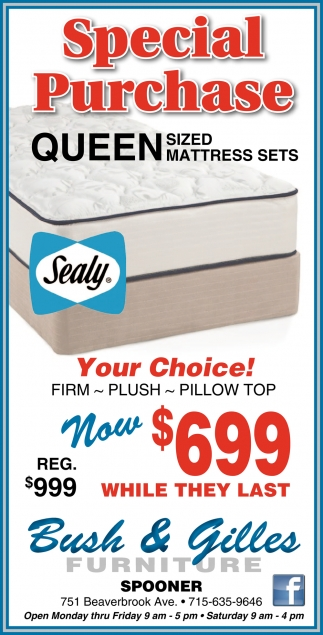 Queen Sized Mattress Sets