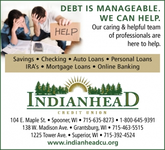 Debt is manageable. We can help
