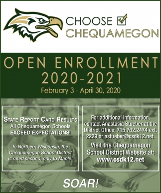 Open Enrollment 2020-2021