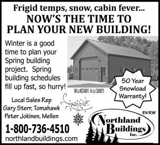 50 year snowload warranty!