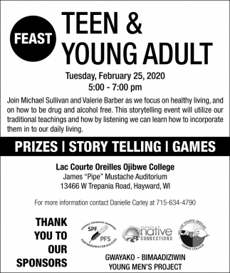 Feast Teen & Young Adult
