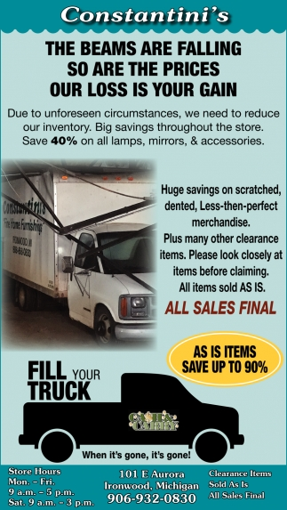 Fill Your Truck