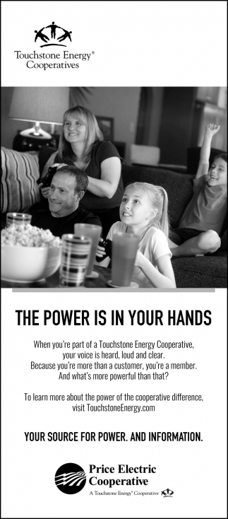 The Power is n Your Hands