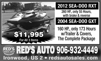 2012 Sea-Doo Rxt