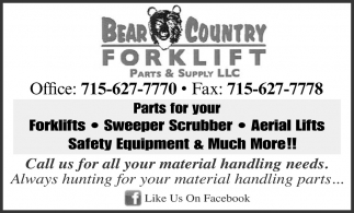 Parts fro Your Forklifts