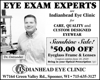 Eye Exam Experts