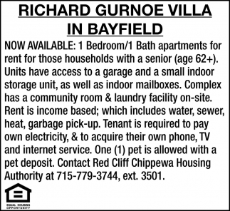 Richard Gurnoe Villa