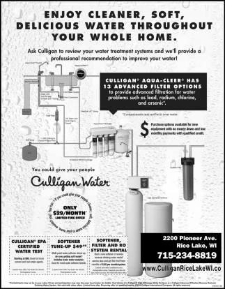 Home Water Delivery Service
